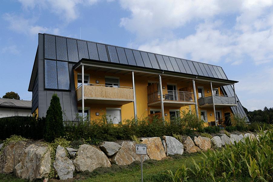Bild Energie Sonnenhaus