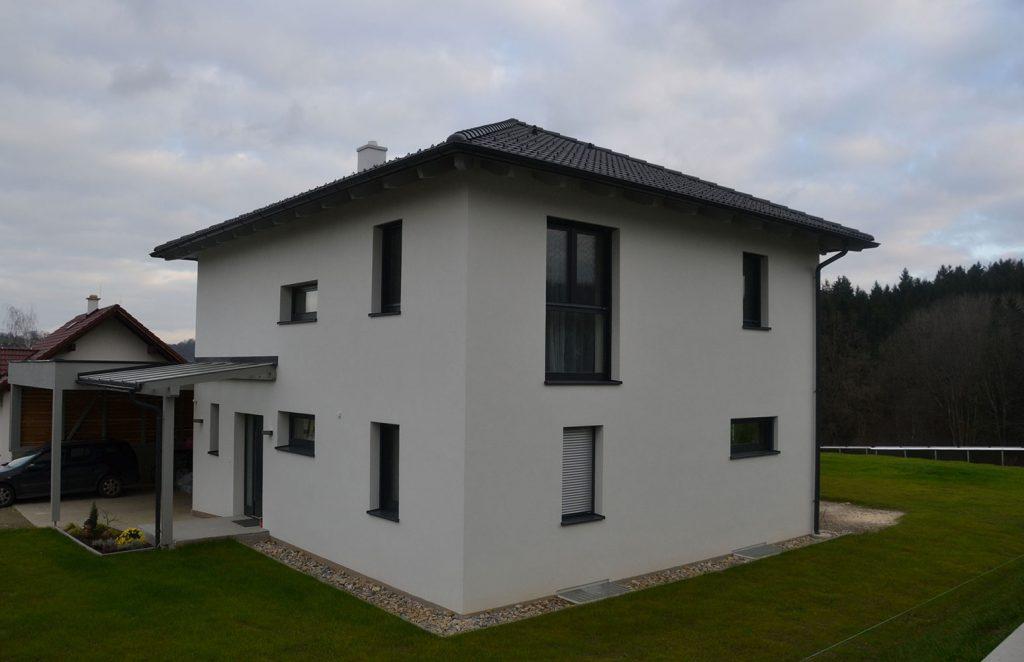 Sonnenhaus in Hartberg Lieb Massivhaus