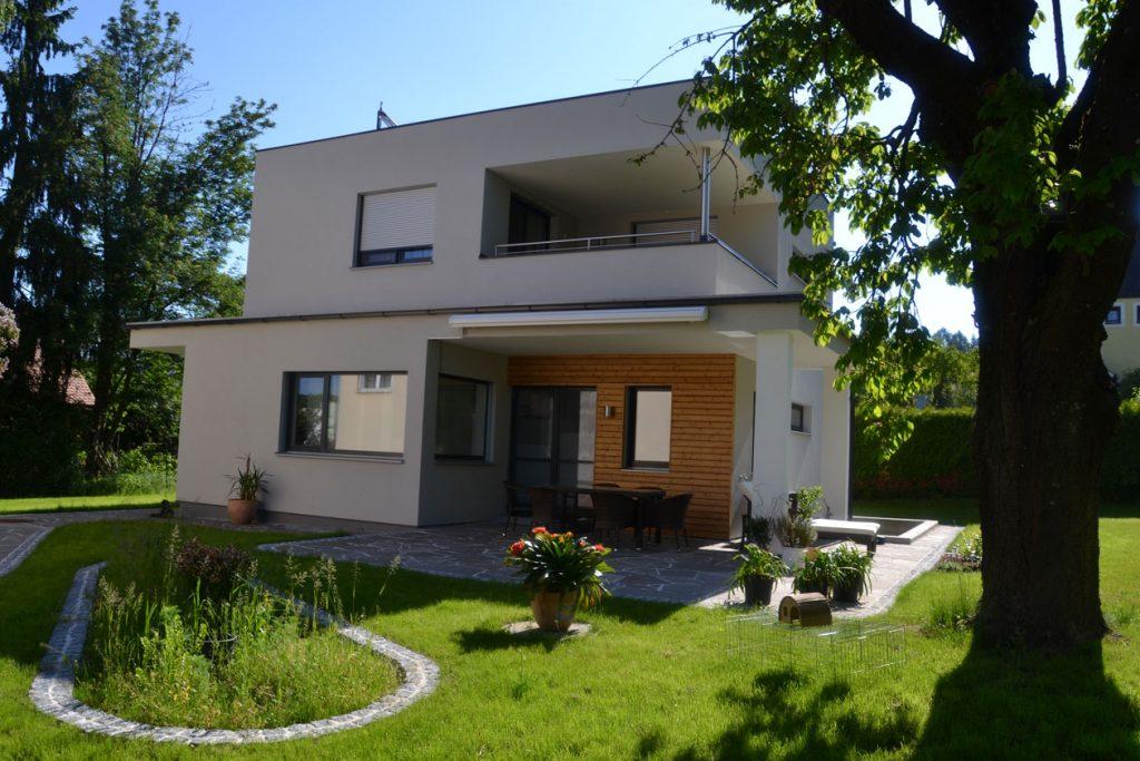 Ziegel-Massivhaus mit FLACHDACH in Bad Gleichenberg